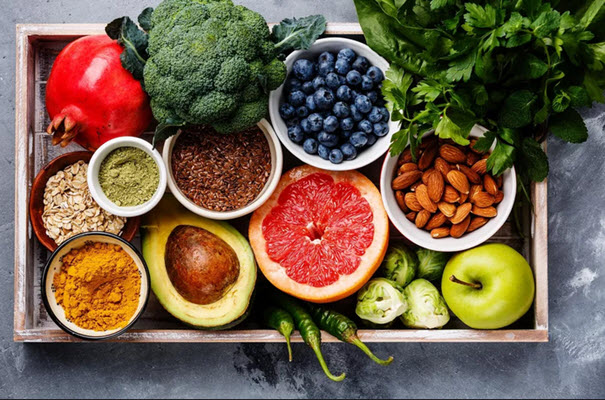 Superfoods to Boost Immunity