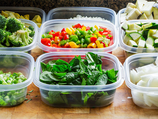 Pandemic Meal Planning